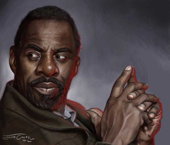 IDRIS ELBA (LUTHER)