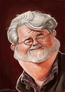 GEORGE LUCAS__Digital Painting - 2012