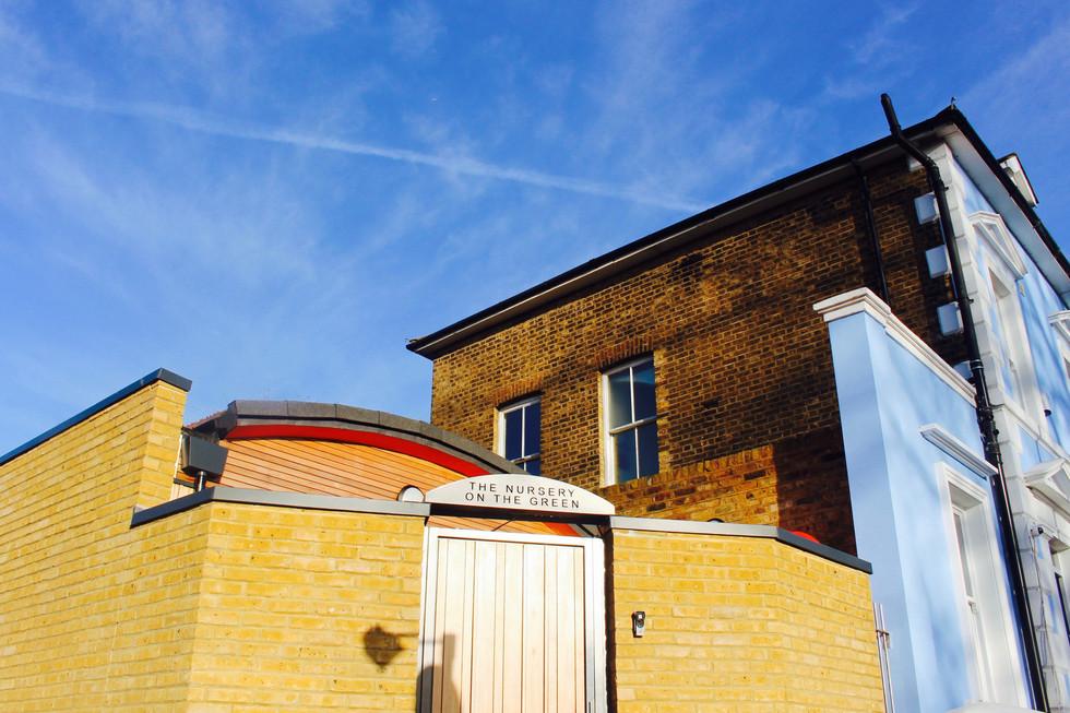 The Nursery on the Green | Eltham | © footprintdesignstudio | Architecture | Interior Design | Greenwich | London
