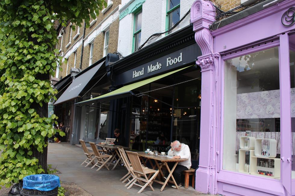 Hand Made Food   Blackheath   © footprintdesignstudio   Architecture   Interior Design   Greenwich   London