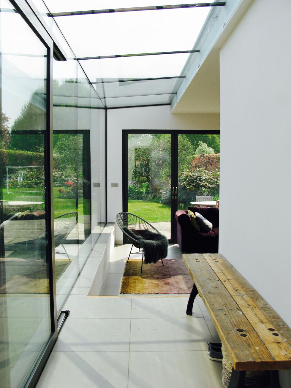 The Oast House   Brasted   © footprintdesignstudio   Architecture   Interior Design   Greenwich   London