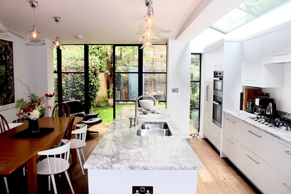 Ashmount Road   Muswell Hill   © footprintdesignstudio   Architecture   Interior Design   Greenwich   London