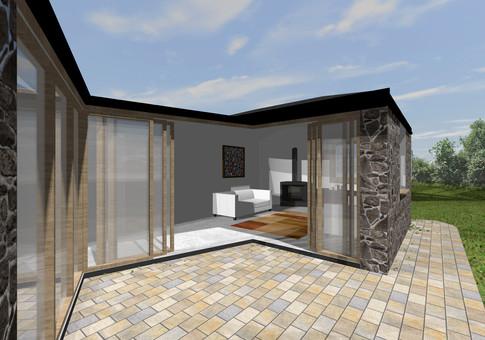 Whitegates, Devon, footprint design studio, architecture, housing development