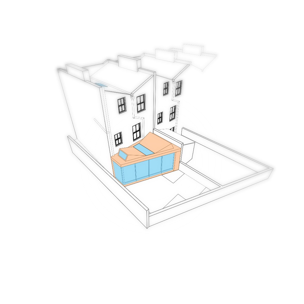 Guildford Grove | Greenwich | © footprintdesignstudio | Architecture | Interior Design | Greenwich | London