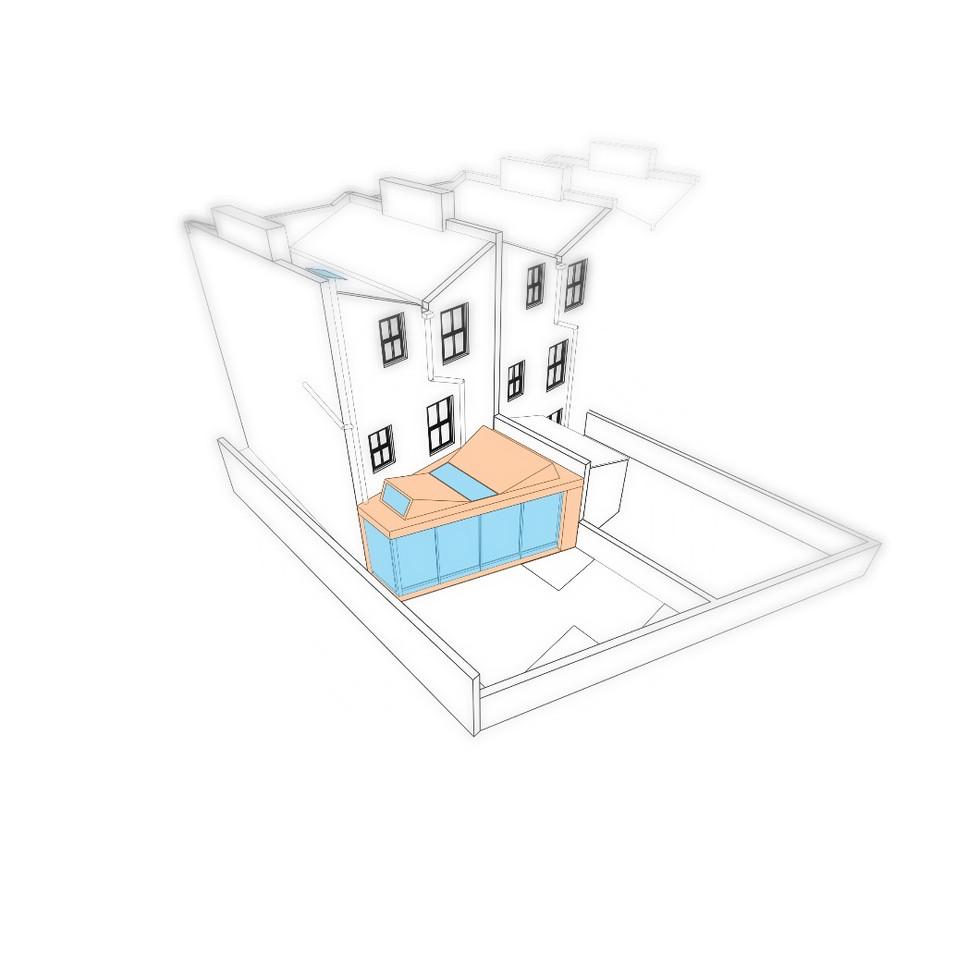 Guildford Grove   Greenwich   © footprintdesignstudio   Architecture   Interior Design   Greenwich   London