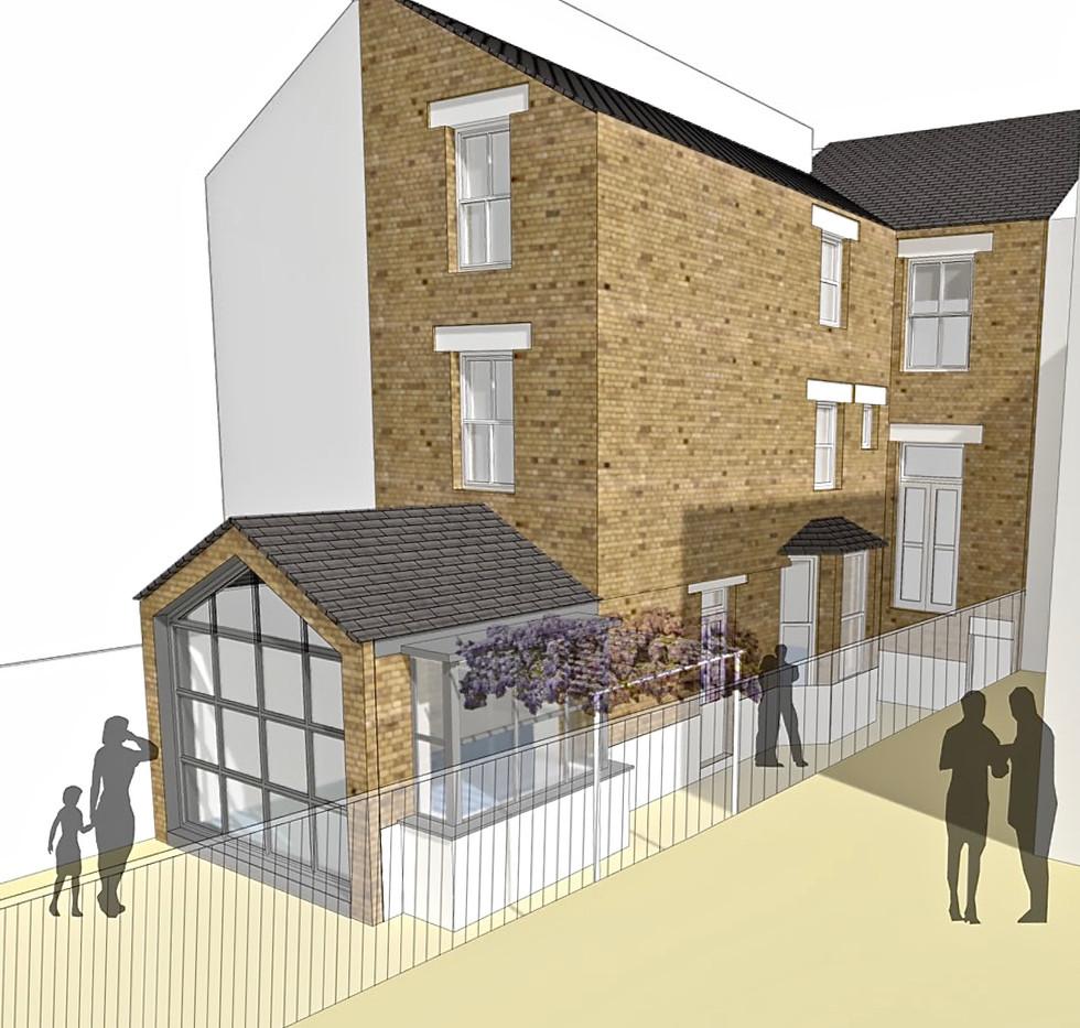 Erlanger Road | New Cross Gate | © footprintdesignstudio | Architecture | Interior Design | Greenwich | London