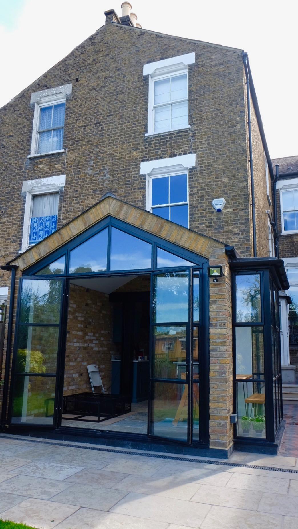 Erlanger Road   New Cross Gate   © footprintdesignstudio   Architecture   Interior Design   Greenwich   London