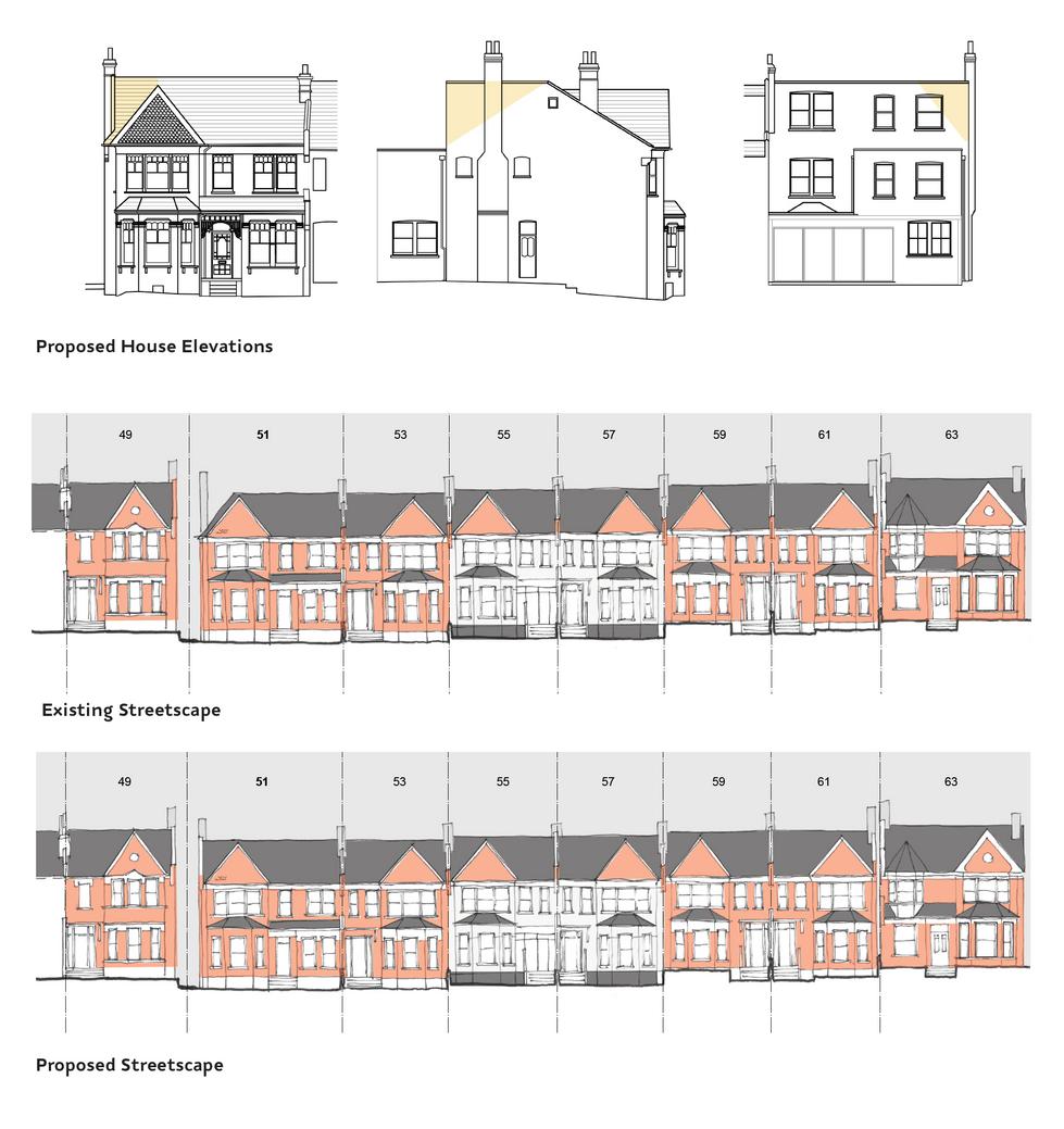 Curzon Road | Muswell Hill | © footprintdesignstudio | Architecture | Interior Design | Greenwich | London