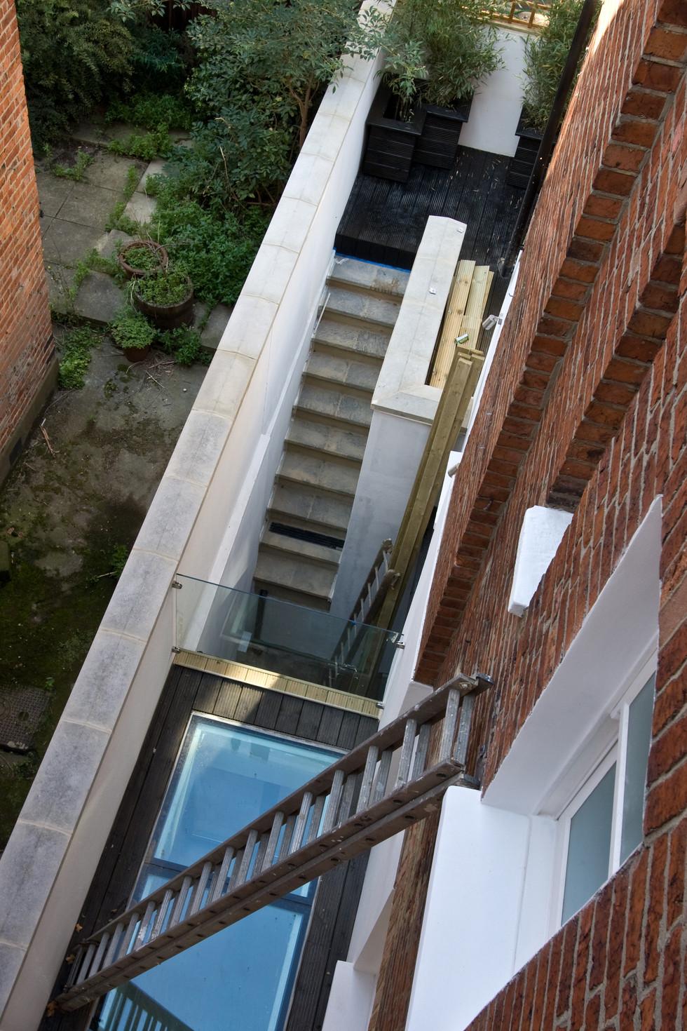 Addison Gardens, West London © footprintdesignstudio | Architecture | Interior Design | Greenwich | London
