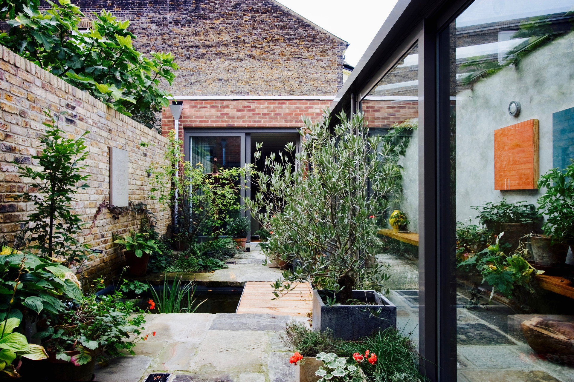Herne Hill | footprint design studio | Architecture | Interior Design | Planning Permission
