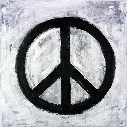 Peace no.2 (resurrecting), 2013
