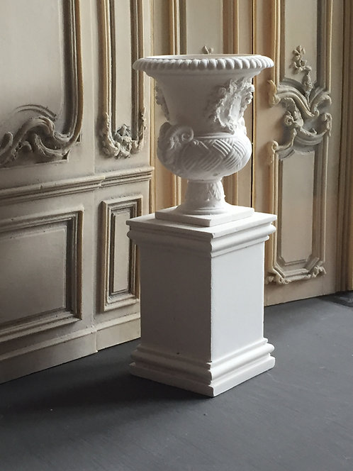 Pedestal for an urn or column (Urn sold seperately)