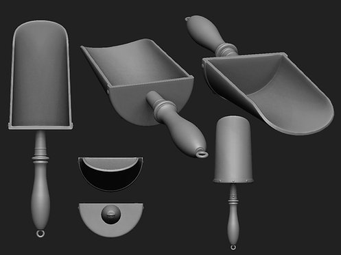 12th scale Food Scoop