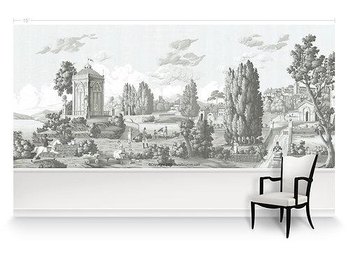 Italy Scene Panorama Wallpaper Mural