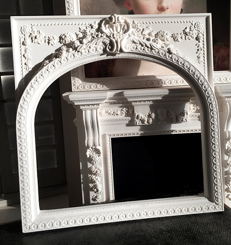 Small Over-mantle Frame
