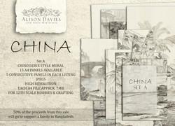 China set a advert