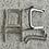 Thumbnail: 12th scale Louis XVI Armchair kit