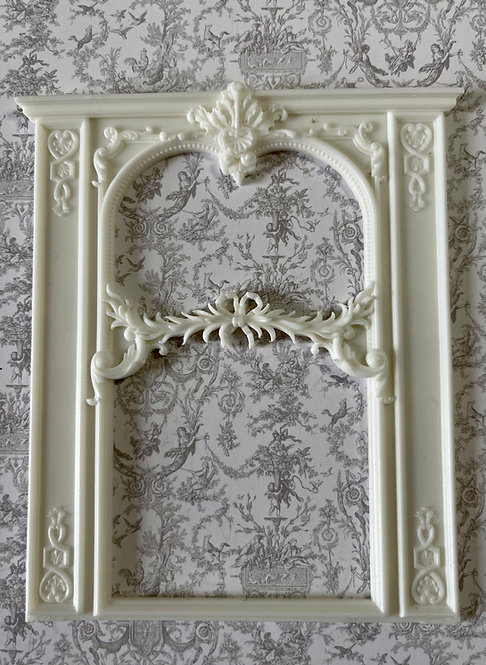Parisian 18th century Tremeau Mirror (12th scale) unfinished