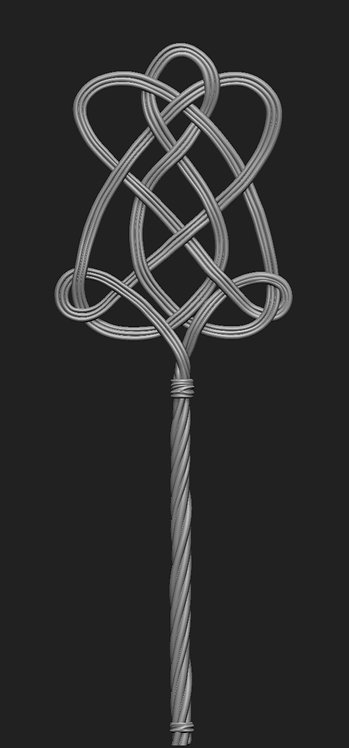 Carpet Beater 12th scale