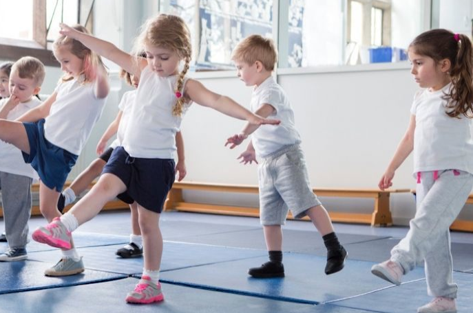 balance coordiantion strength paediatric physio