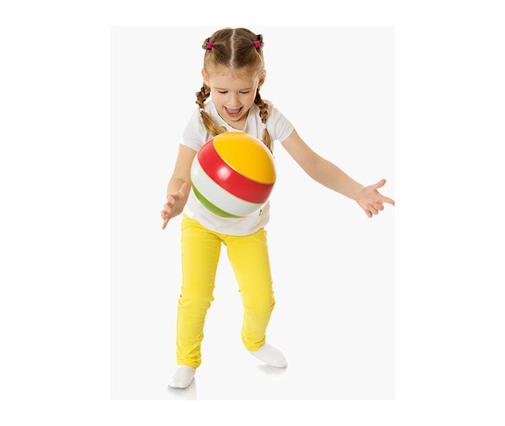 ball games skills