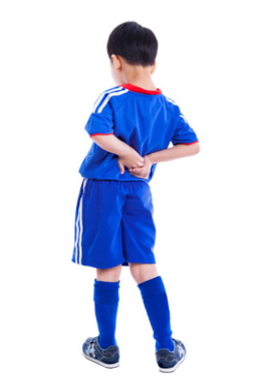back pain in children pain