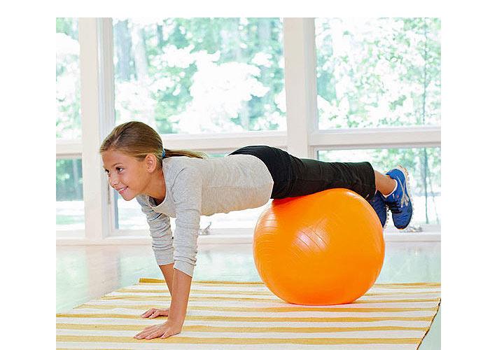 planning coordination pilates children
