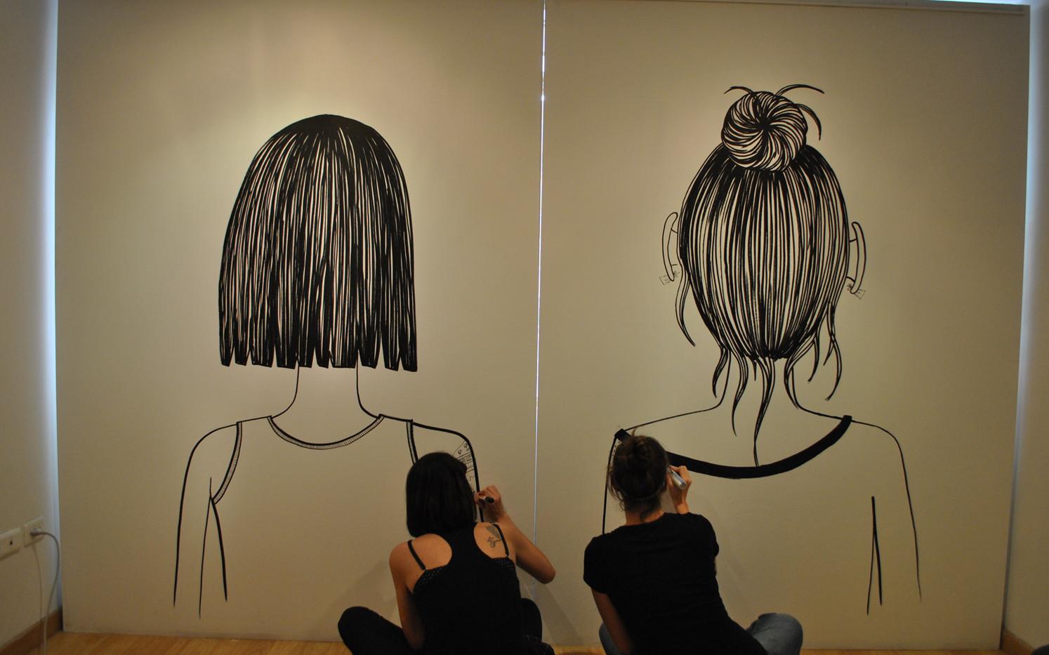Mural espaldas