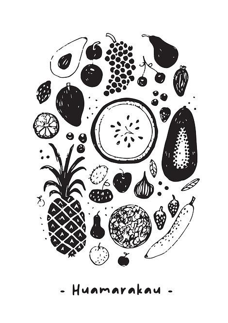 Huamarakau (fruits)