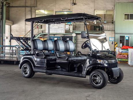 ROYPOW LFPバッテリー標準搭載ゴルフカート STAR-EV CAPELLA