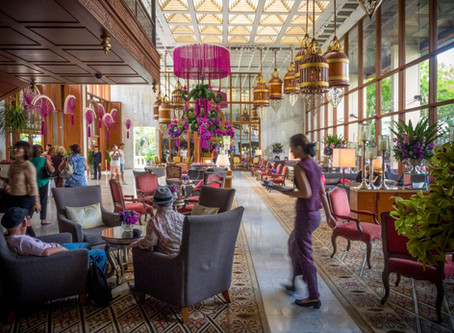 Mandarin Oriental, Bangkok マンダリン オリエンタル バンコク