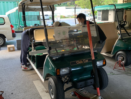【導入事例】CLUB CAR LIMO