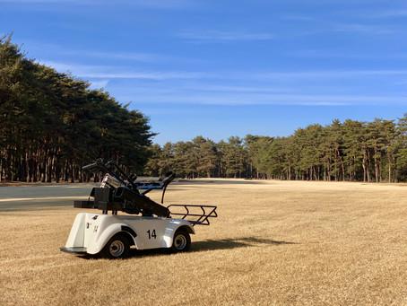 茨城県【取手国際ゴルフ倶楽部】様にお届けしてまいりました。
