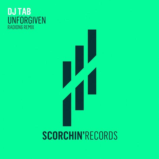 SCR009 DJ TAB 'Unforgiven' Radio6 Remix