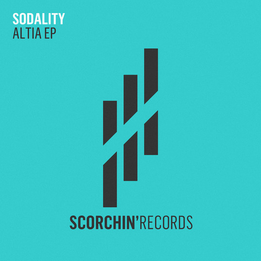 SCR018 Sodality 'Altia EP'