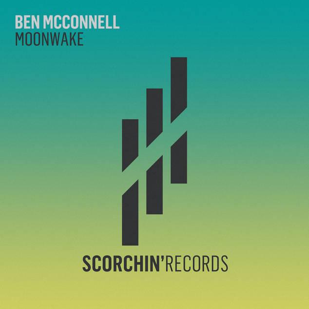 BEN McCONNELL 'MOONWAKE'
