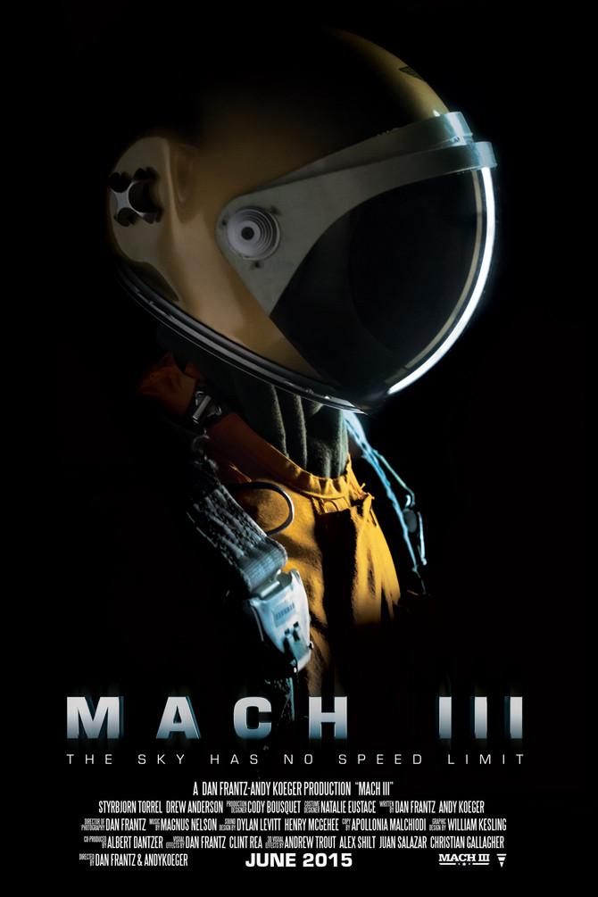 "Welcome to ""Mach III"""