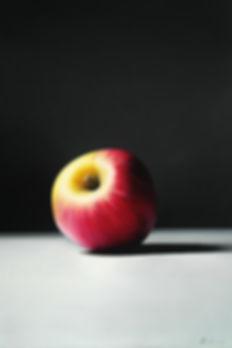 Oil Painting Michael de Bono Fine Art still life realism pepper