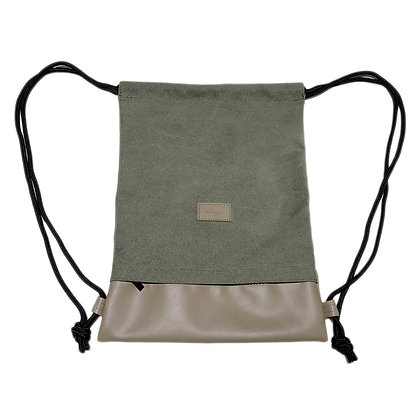 8180  Premium Canvas Backpacks With Pocket