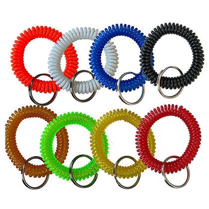 6208 Wrist Coil Spiral Arm Bands