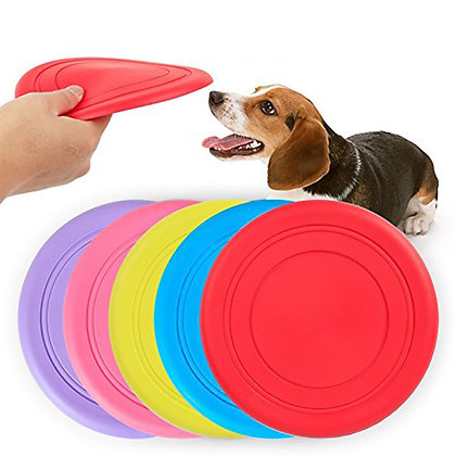 6215 silicone pet flyer 7""