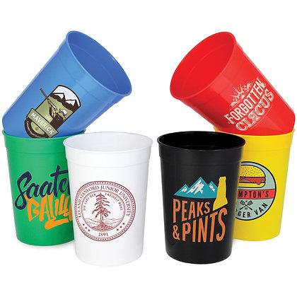 6331 Sports Promotional Stadium Cups 20 oz