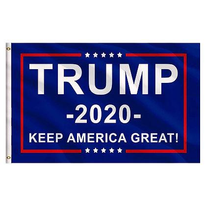 6499 FlyingFlags Trump 2020 Keep America Great Flag 3 x 5 feet