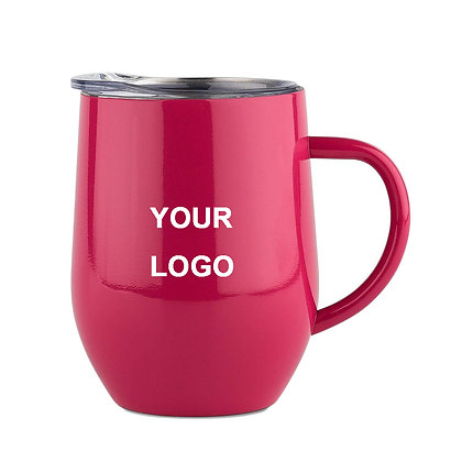 7012 12 oz Stainless Coffee Mug