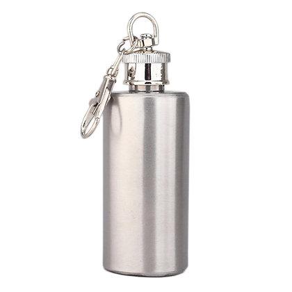 6240 2oz Round Bottle Shape Flask