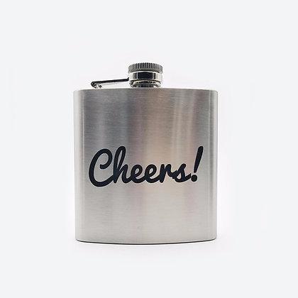 6244 5 ounce Flasks