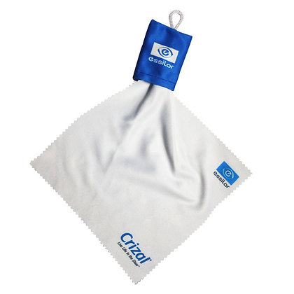 6286 Microfiber Lens Cleaning Cloths With Pouch