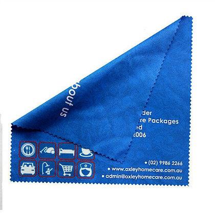 "6312 Eyeglass Cleaning Microfiber Cloth 6"" x 6"""