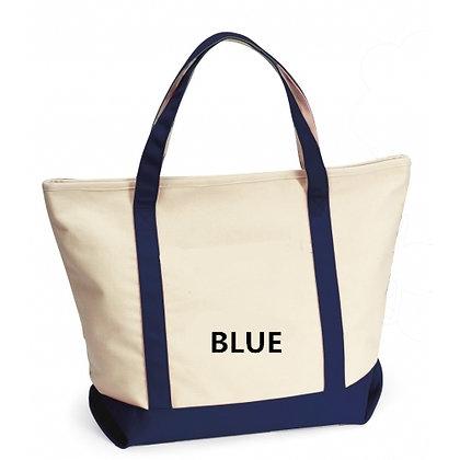 8172 Canvas Boat Tote Bag
