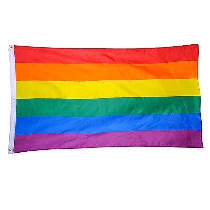 6589 Gay Pride Rainbow Flag LGBT 2 x 3 feet